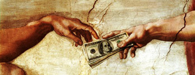 O Dinheiro e a Espiritualidade